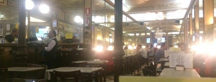 Café Barbieri is one of Sitios cuquis.