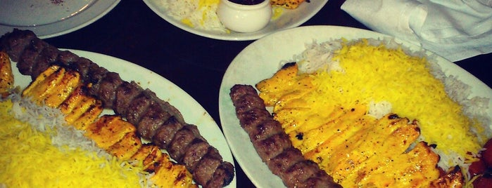 North Restaurant is one of Persian TO.