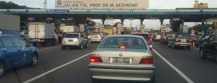 Jalan Tol Prof. DR. Ir. Sedyatmo is one of Jakarta. Indonesia.