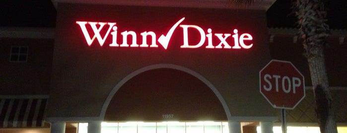 Winn-Dixie is one of Lieux qui ont plu à Andrii.