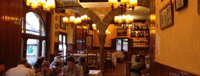Restaurant La Font de Prades is one of Barcelona Essentials.
