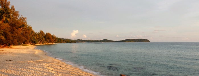 Taphao Beach is one of Thailand.