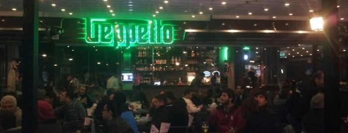 Geppetto is one of ● istanbul club and bar ®.