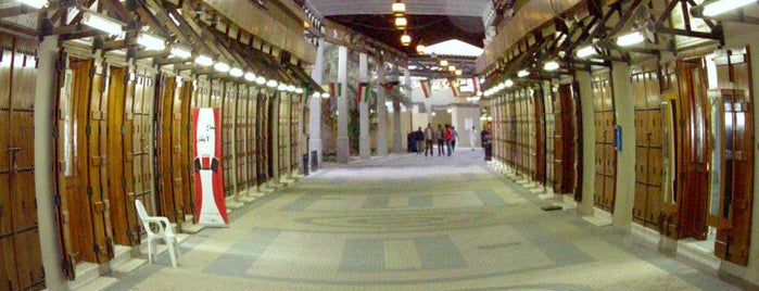 Souq Al Mubarakiya is one of Where, When & Who List-1!.