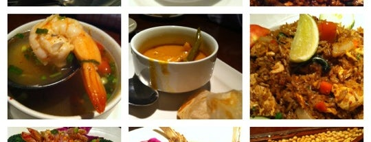 Top Spice Thai & Malaysian Cuisine is one of Where, When & Who List-1!.