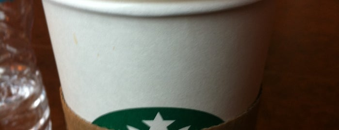 Starbucks is one of Where, When & Who List 2!.
