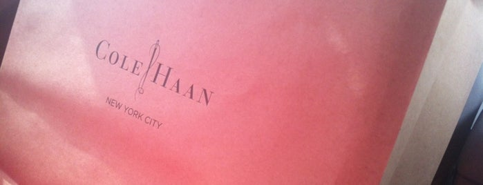Cole Haan is one of Where, When & Who List 2!.