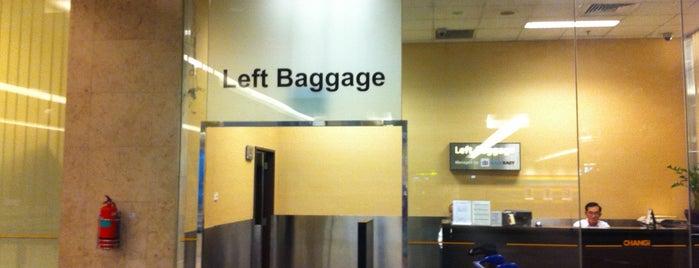 Left Baggage is one of Orte, die Albert gefallen.