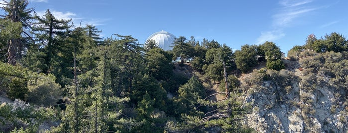 Mount Wilson Observatory is one of Lieux sauvegardés par Whit.