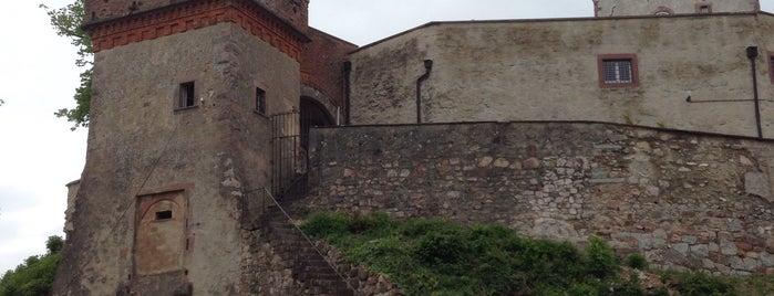 Burg Staufenberg is one of สถานที่ที่ Virginie ถูกใจ.