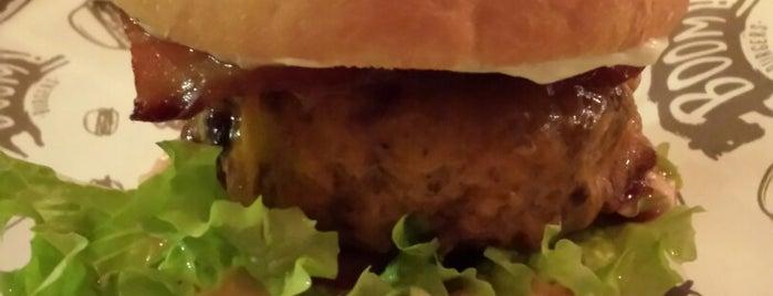 Boom! Burgers is one of Best Burgers.