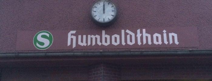 S Humboldthain is one of U & S Bahnen Berlin by. RayJay.