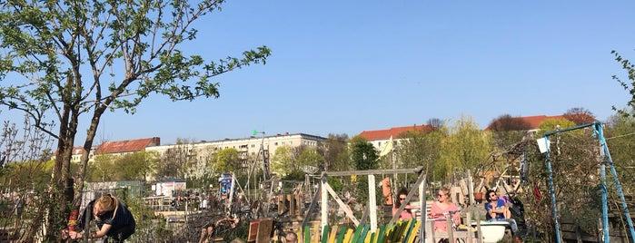 Rübezahl Urban Gardening Collective is one of Berlin.