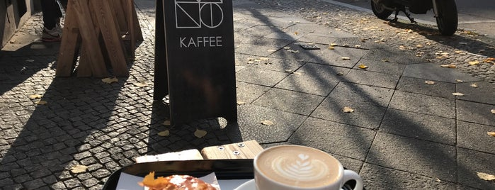 Nano Kaffee is one of Coffee spots Berlin.