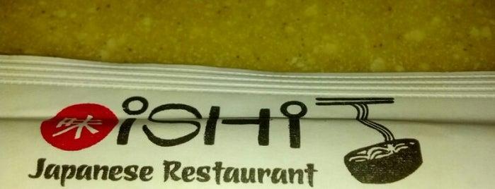 Oishi is one of สถานที่ที่ Joanna ถูกใจ.