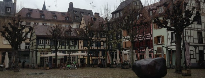 Place du Marché Gayot is one of Strasbourg.