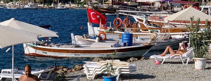 Yalıbaşı Yasemin Pansiyon Restaurant is one of Ege Tarafları.