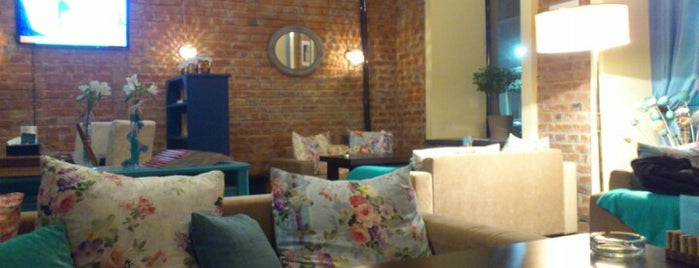 Lobby is one of Novosibirsk TOP places.