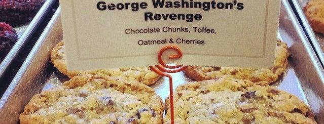 King Street Cookies is one of Orte, die Nick gefallen.