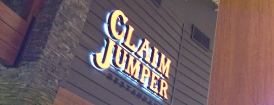 Claim Jumper is one of Lunch.