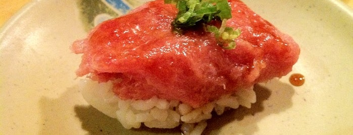 Sushi Sasabune is one of CBM to try in LA.