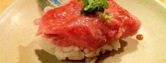 Sushi Sasabune is one of Favorites.