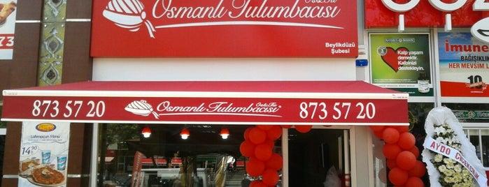 Osmanlı Tulumbacısı Beylikdüzü is one of สถานที่ที่ Sinan ถูกใจ.