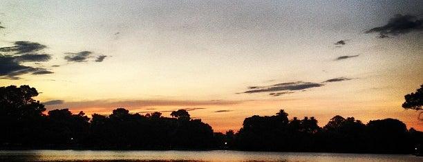 Lago de Regatas is one of Capital Federal (AR).