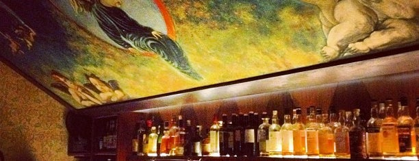 Angel's Share is one of Whisky Bars @ NYC & Boston.