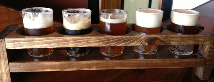 Pitchfork Brewery is one of Tap Rooms / Breweries in the Greater MN Area.
