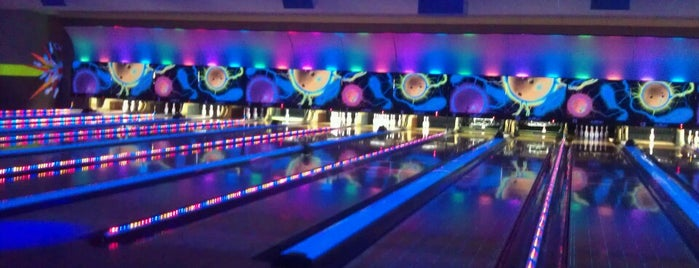Andover Lanes and Lounge is one of Favorites.