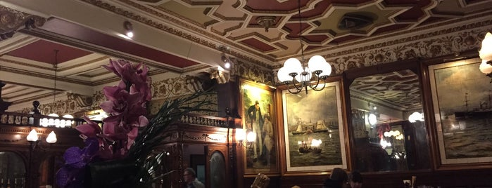 The Café Royal is one of Edinburgh/2015.