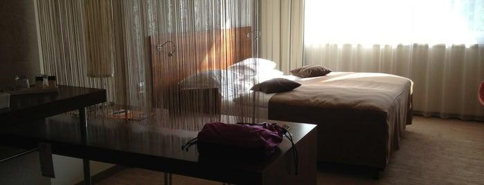 Seepark Hotel Congress & Spa is one of Orte, die N gefallen.