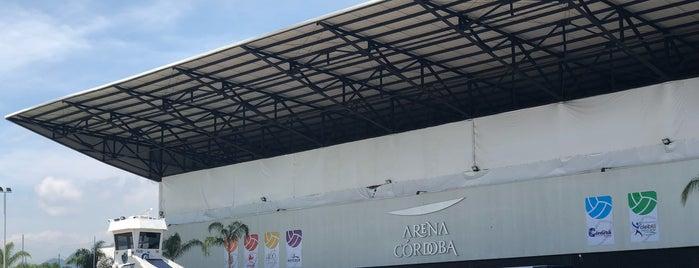 Arena Cordoba is one of Posti che sono piaciuti a Patricia.