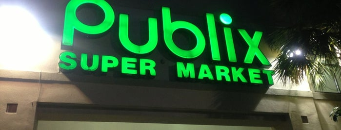 Publix is one of Orte, die Antonio Carlos gefallen.
