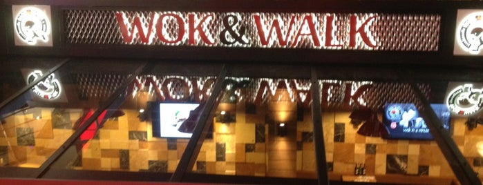 Wok & Walk is one of Kapanan Mekanlar.