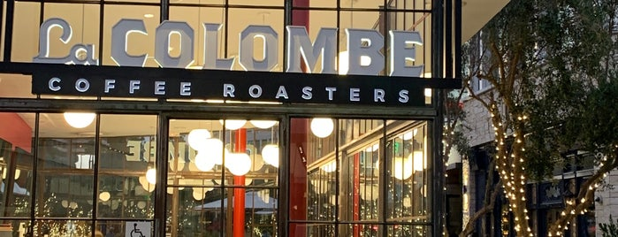 La Colombe Coffee Roasters is one of Café Style.