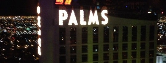 Palms Casino Resort is one of smith 님이 좋아한 장소.