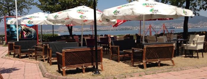 Melisa Caffe&Garden is one of Lugares favoritos de Tevfik.