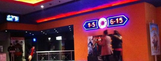Cinema City is one of tredozio.