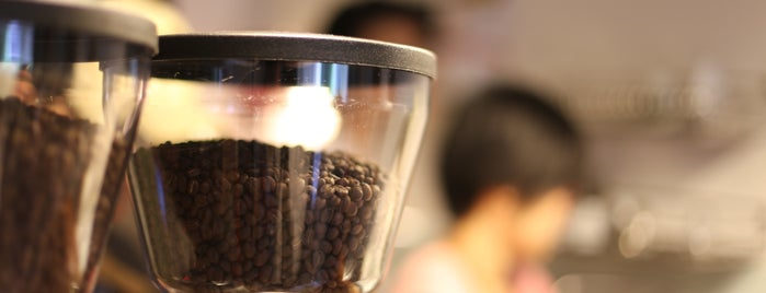 Nylon Coffee Roasters is one of Great Coffee in Singapore.