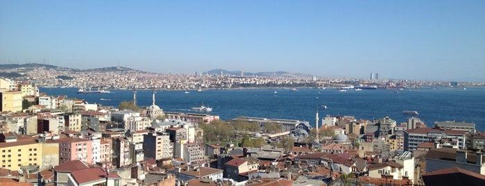 Leb-i Derya is one of İstanbul'un En Güzel Terasları.