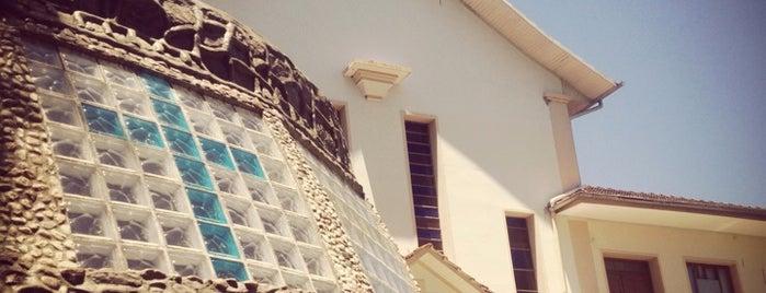 Capela Noviciado Nossa Senhora De Fatima is one of Locais salvos de Elizandra.