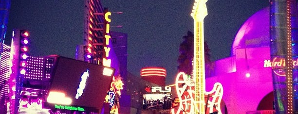 Universal CityWalk Hollywood is one of ♡L.A.♡.