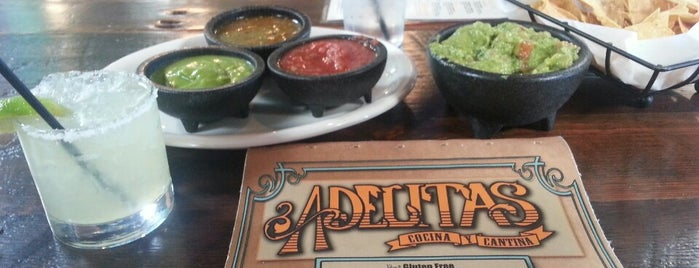 Adelitas Cocina Y Cantina is one of Brent 님이 저장한 장소.
