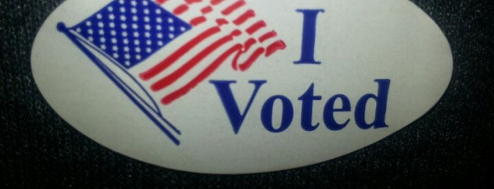 Voting at Arapahoe County Elections Facility is one of ETC TIP ~2.