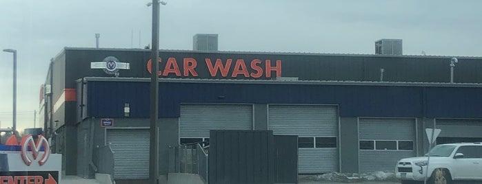 Metro Express Car Wash is one of Emilio 님이 좋아한 장소.