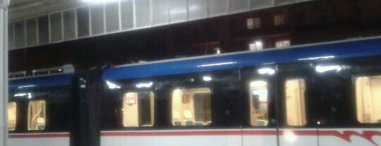 Menemen Tren / İzban İstasyonu is one of Lieux qui ont plu à Mesut.