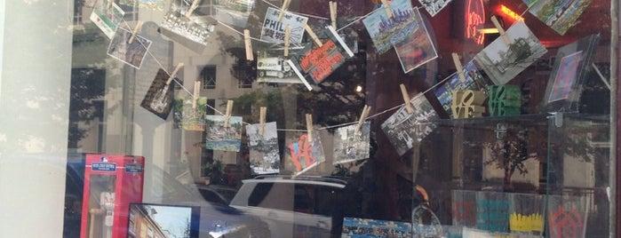 AIA Bookstore & Design Center is one of Philadelphia.