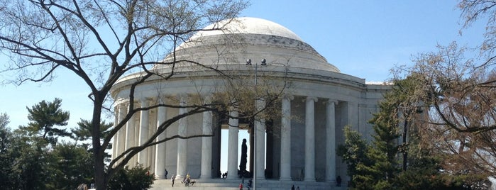 Thomas Jefferson Memorial is one of 7th 미국여행.